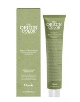 Купить Nook The Origin Color - Профессиональный краситель для волос, 10.1 Пепельный Платиновый Блондин, 100 мл