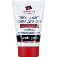Neutrogena Норвежская Формула - Крем для рук без запаха 50 мл фото
