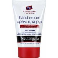 Neutrogena Норвежская Формула - Крем для рук без запаха 50 мл.