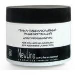 Фото New Line - Гель антицеллюлитный для повышения упругости кожи, 300 мл.