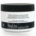Фото New Line - Крем антицеллюлитный для повышения упругости кожи, 300 мл.