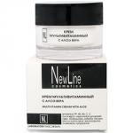 New Line - Крем мультивитаминный с алоэ вера, 50 мл.
