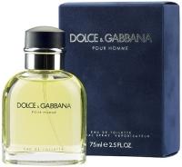 Купить Dolce&Gabbana Dg Pour Homme - Туалетная вода, 125 мл