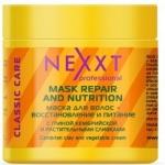 Nexxt Professional Repair and Nutrition Mask - Маска для волос-восстановление и питание, 500 мл