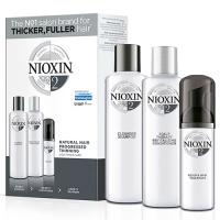 Купить Nioxin System 2 Kit - Набор (Система 2) 150 мл+150 мл+40 мл