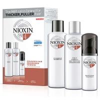 Nioxin System 4 Kit - Набор (Система 4) 150 мл+150 мл+40 мл