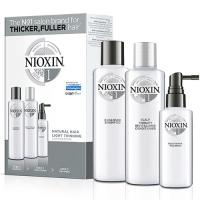 Nioxin System 1 Kit - Набор (Система 1) 300 мл+300 мл+100 мл