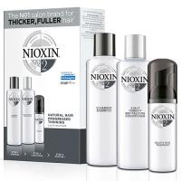 Купить Nioxin System 2 Kit - Набор (Система 2) 300 мл+300 мл+100 мл