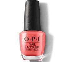 OPI - Лак для ногтей, TEMPURA-TURE IS RISING!, 15 мл фото