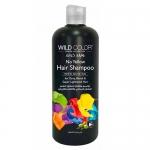 Фото Wildcolor - Анти-жёлтый шампунь для осветленных и седых волос No Yellow, 1000 мл
