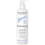 Фото Noreva Aquareva 24H moisturising body cream - Молочко увлажняющее для тела, помпа, 400 мл