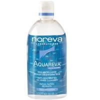 Noreva Aquareva Anti Dehydrated No Rinse Micellar Water - Мицеллярная вода для обезвоженной кожи, 500 мл