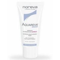 Noreva Aquareva Express moisturising mask - Экспресс-маска увлажняющая, 50 мл