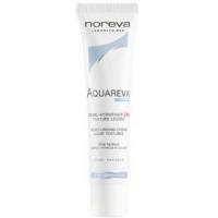 Noreva Aquareva Moisturising day cream Light textured - Крем увлажняющий 24ч, легкая текстура, 40 мл