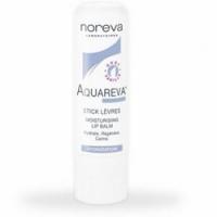 Noreva Aquareva Moisturising lip balm - Бальзам увлажняющий для губ стик, 3.6 г