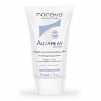 Noreva Aquareva Repairing hand cream - Крем восстанавливающий для рук, 50 мл