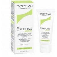 Noreva Exfoliac Acnomega 100 matifying care - Крем 100, 30 мл