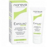 Фото Noreva Exfoliac Acnomega 100 matifying care - Крем 100, 30 мл