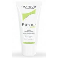 Noreva Exfoliac Deep cleansing mask - Маска отшелушивающая, 50 мл