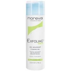 Фото Noreva Exfoliac Foaming gel - Гель очищающий пенящийся, 200 мл