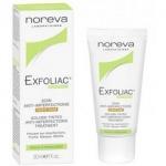 Фото Noreva Exfoliac Golden tinted cream - Тональный крем для проблемной кожи, золотистый, 30 мл