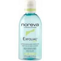 Noreva Exfoliac Lotion Micellaire Purifiante - Лосьон мицеллярный очищающий, 250 мл
