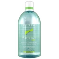 Купить Noreva Exfoliac Lotion Micellaire Purifiante - Лосьон мицеллярный очищающий, 500 мл