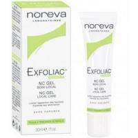 Noreva Exfoliac NC gel local care - Гель локальный уход с Ниацинамидом, 30мл