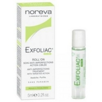 Noreva Exfoliac Roll on anti-imperfections - Роликовый карандаш, 5 мл
