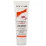 Фото Noreva Noresun UV Protect Mineral Cream SPF50 - Минеральный крем с высокой степенью защиты, 40 мл