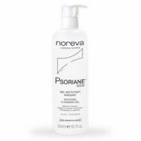 Noreva psoriane soothing cleansing gel - Гель успокаивающий очищающий, 500 мл