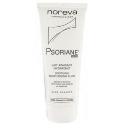 Фото Noreva psoriane soothing moisturizing fluid - Молочко успокаивающее увлажняющее, 200 мл