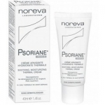 Фото Noreva Psoriane Soothing moisturizing thermal cream - Крем успокаивающий увлажняющий, 40 мл