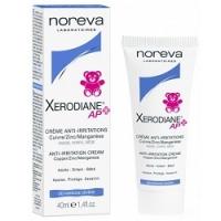 Noreva Xerodiane AP+ Anti-irritations Cream Cu Zn Mg - Крем против раздражений медь, цинк, марганец, 40 мл