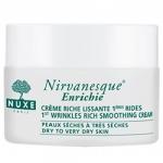 Фото Nuxe Nirvanesque Very Dry Skin - Крем обогащенный против первых морщин, 50 мл.