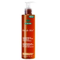 Купить Nuxe Reve De Miel Face Gentle Cleansing Gel - Гель для лица и тела очищающий, 200 мл.