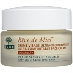 Фото Nuxe Reve De Miel Ultra Comfortable Face Cream Day - Крем дневной для лица, 50 мл.