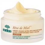 Фото Nuxe Reve De Miel Ultra Comfortable Face Cream Night - Крем ночной для лица, 50 мл.