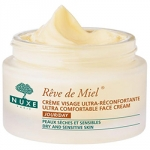 Фото Nuxe Reve De Miel Ultra Comfortable Face Cream Night - Крем ночной для лица, 50 мл.