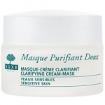 Фото Nuxe Rose Petals Clarifying Cream-Mask - Крем-маска с лепестками роз, 50 мл.