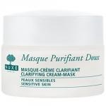 Фото Nuxe Rose Petals Clarifying Cream-Mask - Крем-маска с лепестками роз, 50 мл.