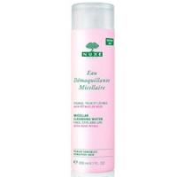 Купить Nuxe Rose Petals Micellar Cleansing Water - Мицеллярная вода с лепестками роз, 200 мл.