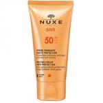 Фото Nuxe Sun Creme Fondante Visage Spf 50 - Крем для лица с высокой степенью защиты, 50 мл.