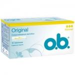 Фото o.b. Original Normal - Тампоны женские гигиенические, 16 шт