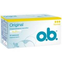 Купить O.b. Original Normal - Тампоны женские гигиенические, 16 шт