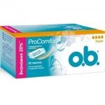 Фото o.b. ProComfort Super - Тампоны женские гигиенические, 32 шт