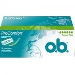 Фото o.b. ProComfort Super Plus - Тампоны женские гигиенические, 16 шт