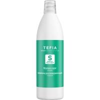 Tefia Special Treatment - Шампунь восстанавливающий с кератином, 1000 мл