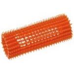 Olivia Garden, BIJ-8 - Бигуди в упаковке оранжевые 6шт, 27 мм