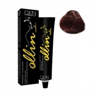 Ollin Color - Перманентная крем-краска для волос 5/5 светлый шатен махагоновый 60 мл